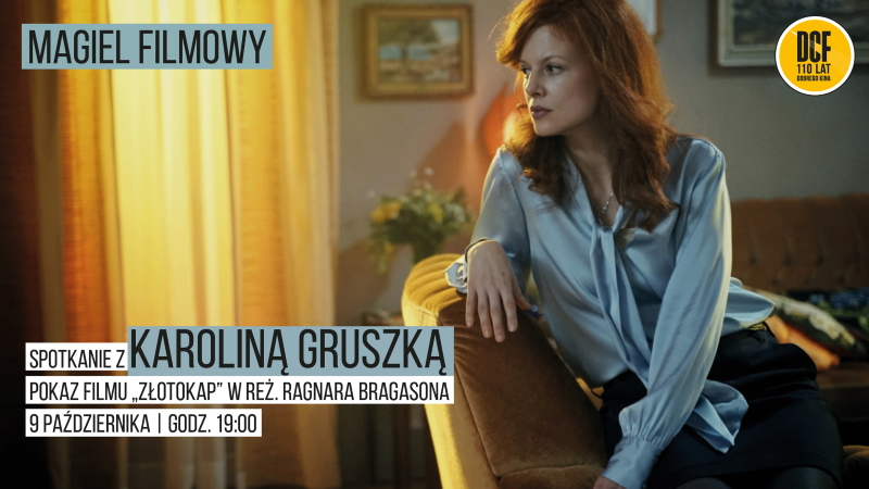 Magiel Filmowy Karolina Gruszka
